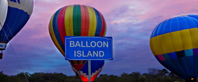 New smyrna beach balloon fest