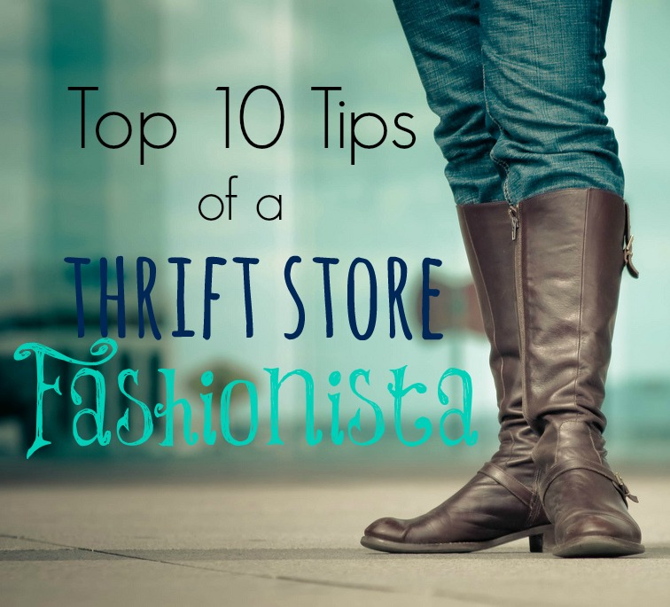Learn how you can discover your own vintage treasures | Top 10 tips from a Thrift Store Diva