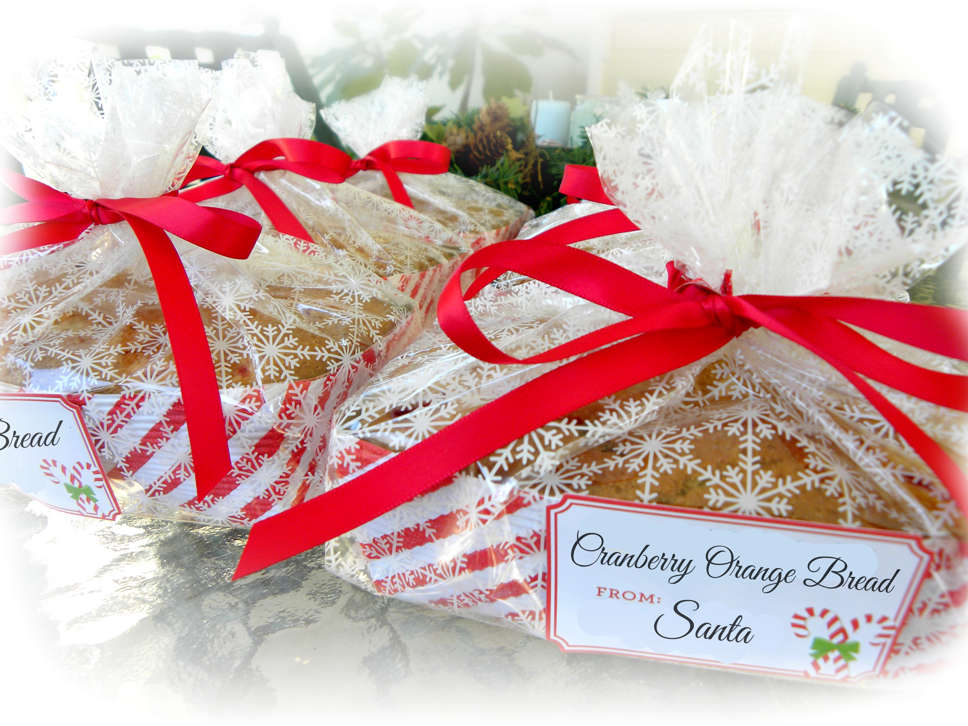 Great gifting: Easy Cranberry Orange Quick Bread. My friends and relatives insist I make this for them each year!