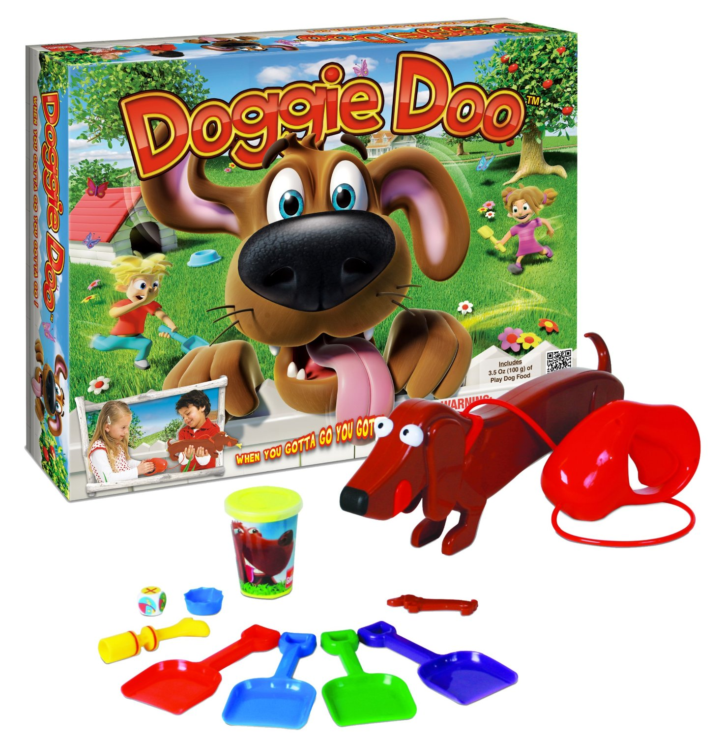 doggie doo game replacement poo