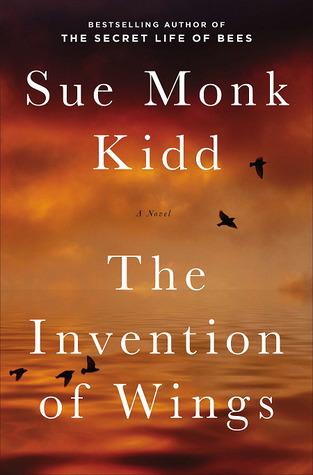 the invetion of wings, sue monk kidd
