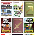 Miecraft books for boys, minecraft gifts, minecraft reviews