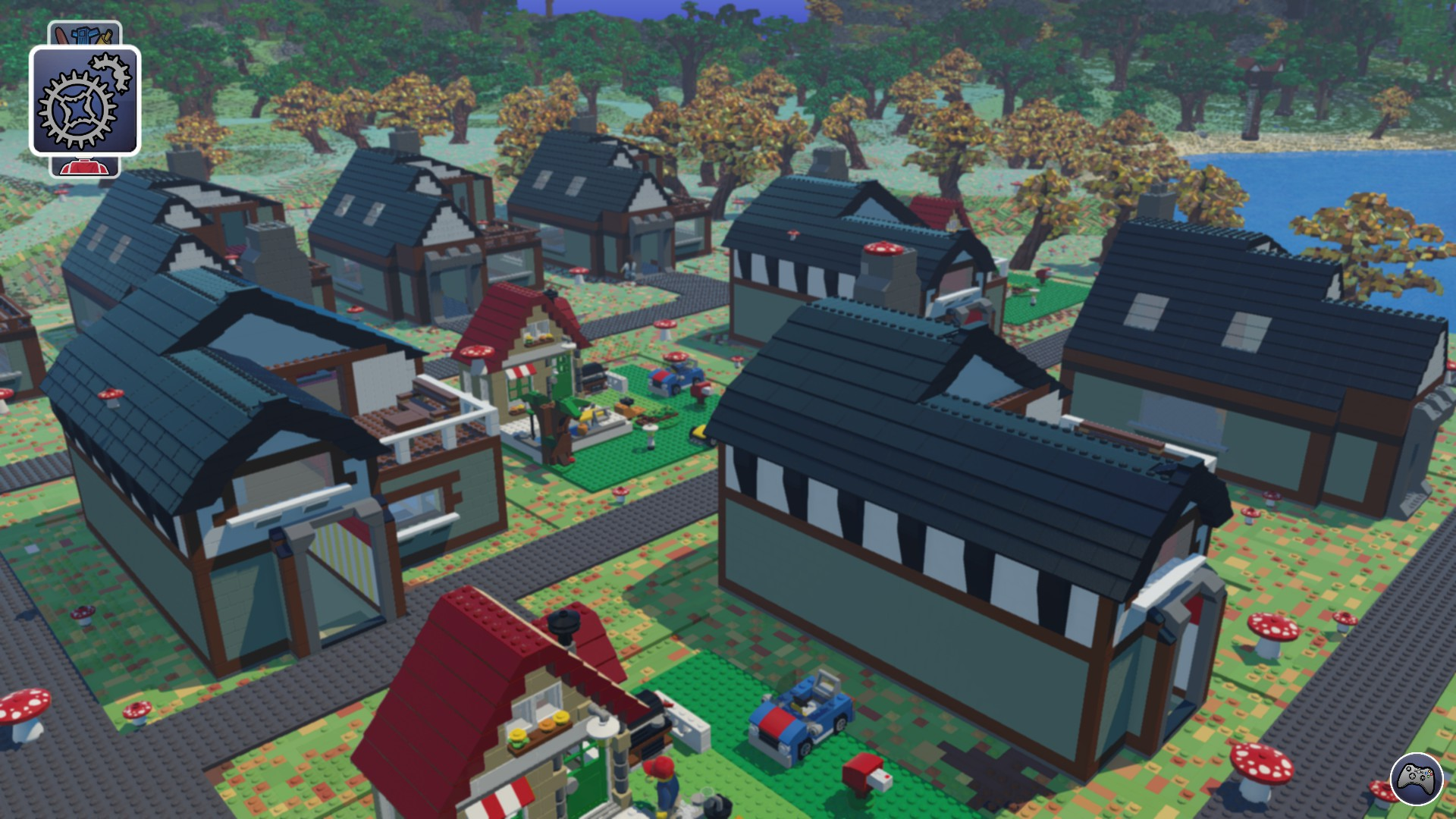 LEGO's answer to Mincraft --Introducing LEGO WORLDS, a limitless collection of procedurally generated worlds made entirely of LEGO Bricks, where players build unique environments and define their own experience.