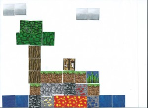 Minecraft madness crafts for parties classrooms or for Minecraft tnt block template