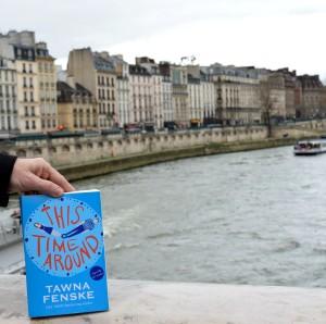 Taking in the Seine
